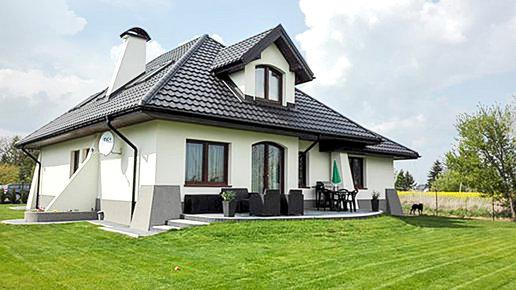 Projekty domów ARCHIPELAG - Milena II G1