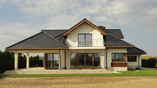 Projekty domów ARCHIPELAG - Naomi G2