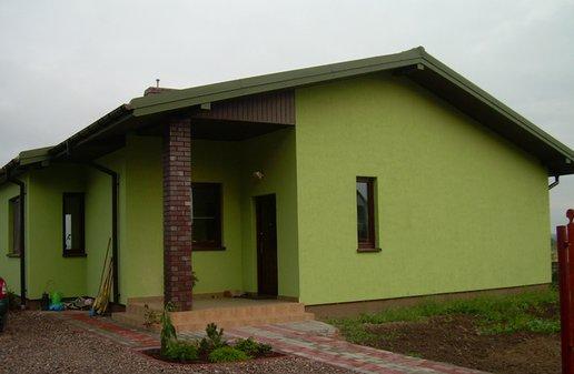 Projekty domów ARCHIPELAG - Miła